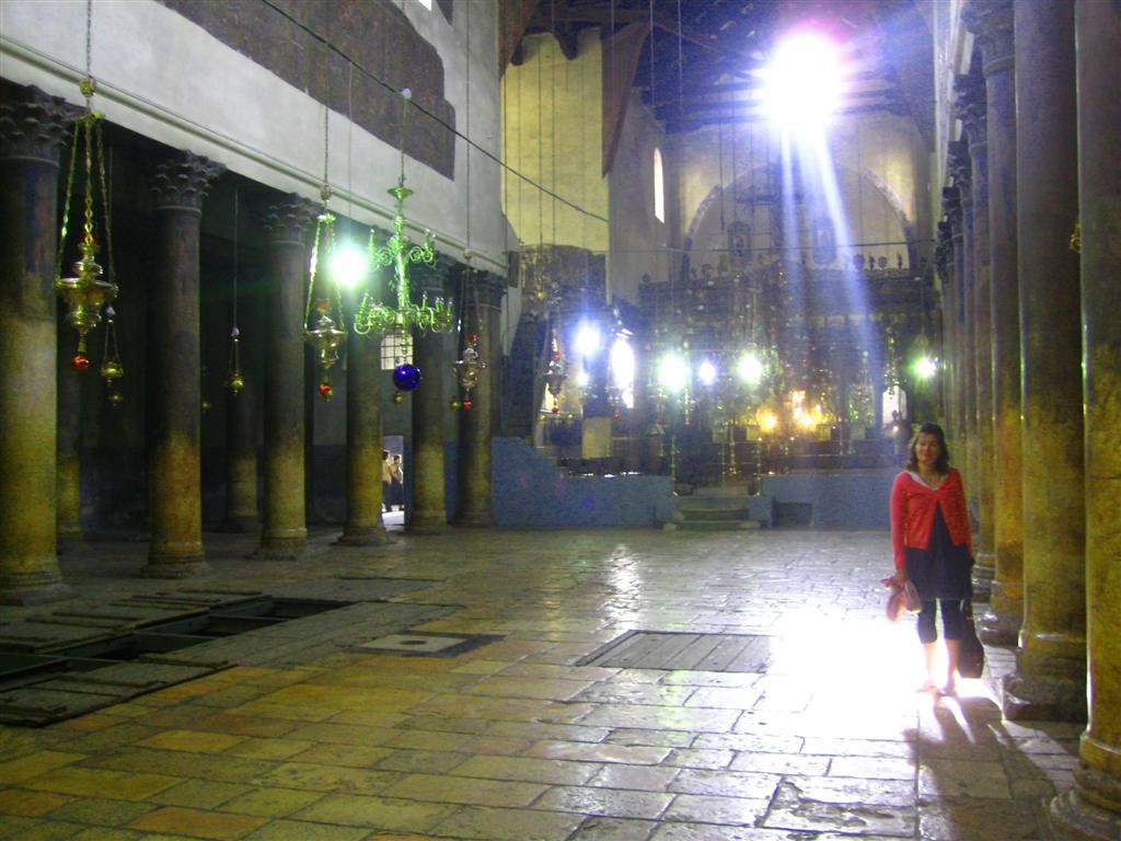 Church of the Nativity, Bethlehem (Large)