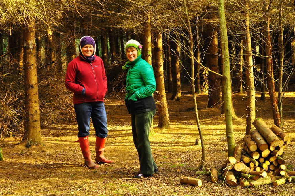 Snezana Petrovska & Karol De Falco ( O'Riordan ) Feb 2012