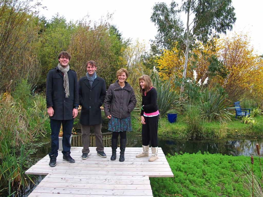 Lidija Vestengaard & Family Nov 2010