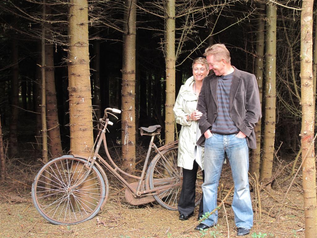 John & Moira Fortune Oct 2010
